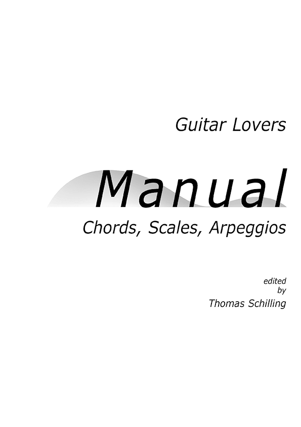 Guitar Lovers Manual