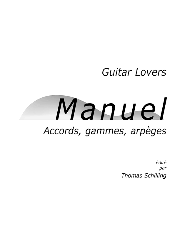 Guitar Lovers Manuel